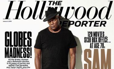 Οι αποκαλύψεις του Samuel Jackson,παράδειγμα για τους ταλαντούχους ηθοποιούς που αυτοκαταστρέφονται