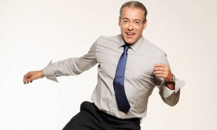 Ο Νίκος Μάνεσης στην κορυφή της τηλεθέασης το πρώτο τετράμηνο της φετινής τηλεοπτικής σεζόν