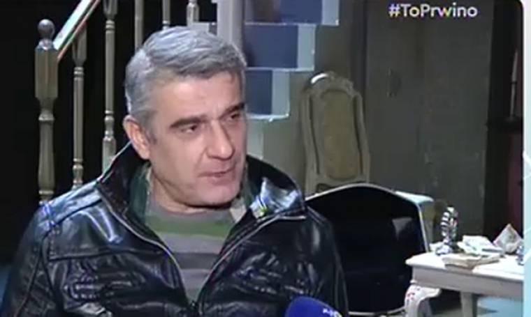 Αποστολάκης για Ντάνο: Χρειάζεται να ξέρει να παίξει;Θα του κάνει 27 πλάνα ο Γεωργίου θα τον πετύχει