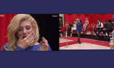 Power Of Love Gala: Ξέσπασε σε λυγμούς η Έλενα – Αποχώρησε από το πλατό!