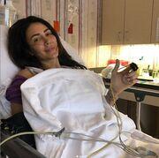 Πρώην σύζυγος Έλληνα δισεκατομμυριούχου υποβλήθηκε σε εγχείρηση αφαίρεσης σιλικόνης από το στήθος!
