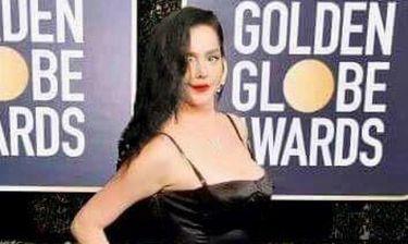 Δέσποινα Μοίρου: Έλαμψε στα βραβεία «Golden Globes» (pics)