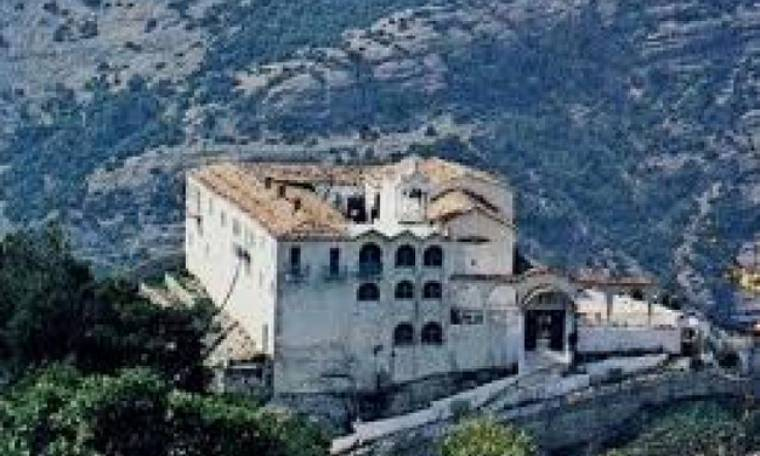 H μονή Μακελλαριάς