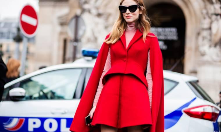 Street Style: Δες πώς φοράνε τις κάπες τους οι πιο στιλάτες γυναίκες