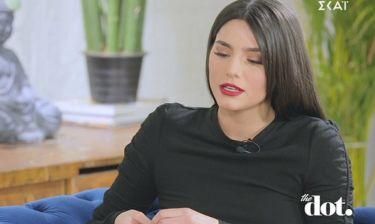 Παπαγεωργίου: H αντίδρασή της όταν σε συνέντευξη αναφέρθηκε το όνομα του Κωνσταντίνου Αργυρού