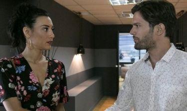 Όσο έχω εσένα: Η Μελίνα αποφασίζει να μιλήσει με τον Άλκη για τη σχέση τους