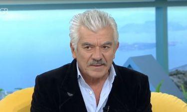 """Γιαννόπουλος: «Όταν δήλωσα ότι """"δεν πάω με θείες"""" εννοούσα τις γυναίκες που είναι παραιτημένες»"""