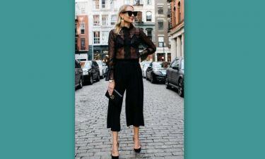 8 styling tips που πρέπει να προσέξουν οι γυναίκες με μικρό στήθος
