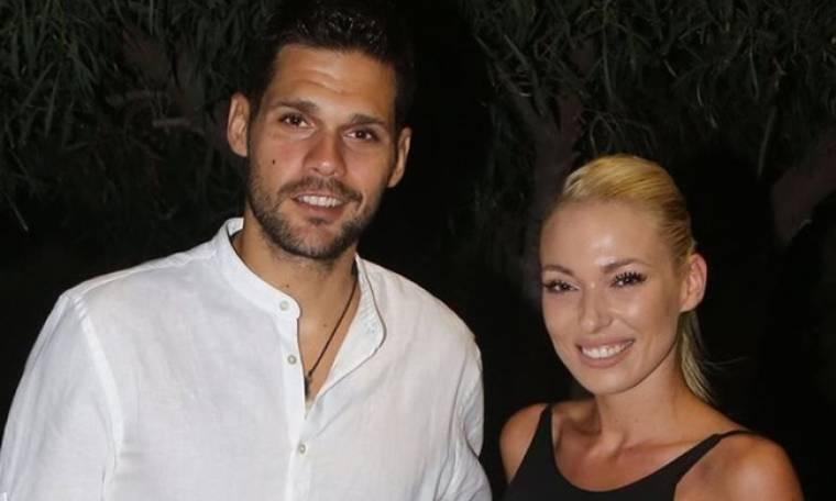 Ο σύντροφος της Φωτιάδη βάζει τέλος στις φήμες: «Ούτε γάμος αλλά ούτε και αρραβώνας»