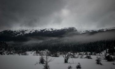 Καιρός - Έκτακτο δελτίο ΕΜΥ: Σαρώνει η κακοκαιρία με καταιγίδες, χιόνια και 11 μποφόρ (pics)