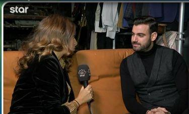 Πολυδερόπουλος: «Δεν ήξερα ότι θα αντικαταστήσω τον Ζησάκη. Έκανα μία πρόβα πριν την παράσταση»