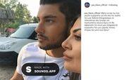 Παναγιώτης Θεόφιλος - Άννα Λορένη: Χώρισαν και  το ανακοίνωσαν στο Instagram