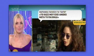 Μαριάννα Παινέση: Οι προτάσεις μετά το GNTM και το κασέ της