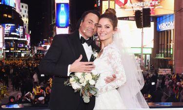 Maria Menounos: Έτσι αποφάσισε να κάνει live το γάμο της στην Times Square