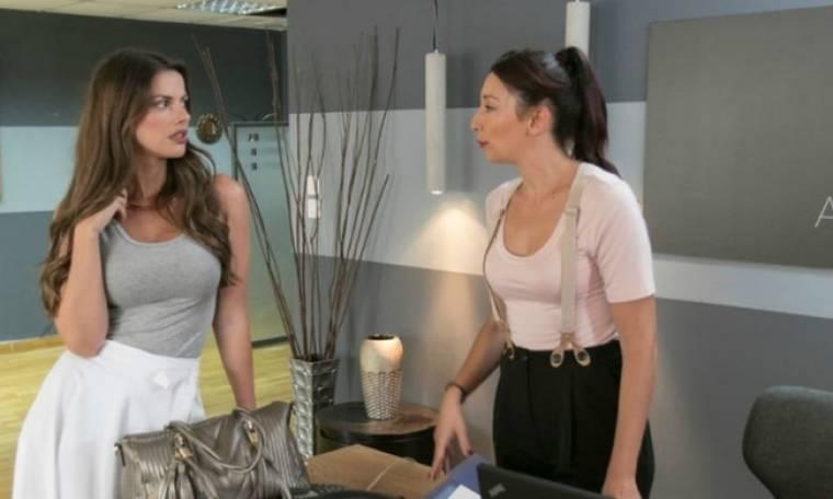 Όσο έχω εσένα: Η Κλειώ επισκέπτεται τον Άλκη να του πει ότι είναι έγκυος από τον Γεώργιο