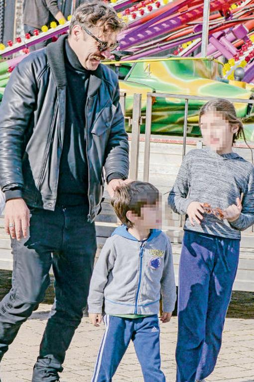 Γιάννης Στάνκογλου: Μπαμπάς εν δράσει | Gossip-tv.gr