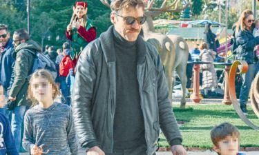 Γιάννης Στάνκογλου: Μπαμπάς εν δράσει