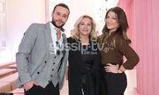 Ο Ορφέας Παπαδόπουλος συγκινεί με την κίνηση προς την μητέρα του Φανής Κατσανού στην Bridal Expo