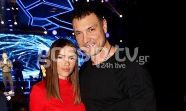 Τζίμης Σταθοκωστόπουλος - Ιωάννα Σιαμπάνη: Βραδινή έξοδος για το ερωτευμένο ζευγάρι!