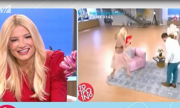 Φαίη Σκορδά: Οι πιο αστείες στιγμές της σε ένα βίντεο!