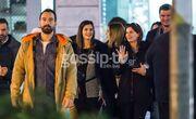 Σάκης Τανιμανίδης - Χριστίνα Μπόμπα: Η βόλτα τους στο κέντρο της Θεσσαλονίκης!