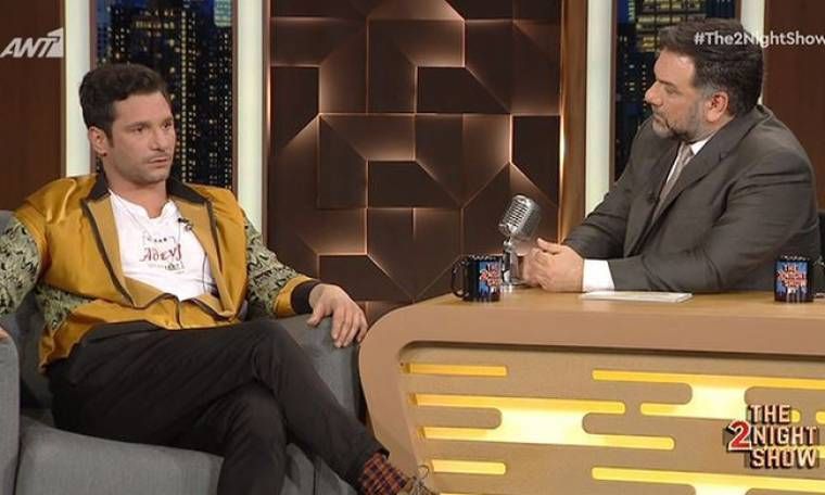 «The 2Night Show»: Η δημόσια συγνώμη του Ευθύμη Ζησάκη και το ευχαριστώ!