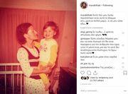 Μαρία Ηλιάκη: Ραγίζει καρδιές το μήνυμα και η φωτό με τη μητέρα της, που έχει φύγει από τη ζωή