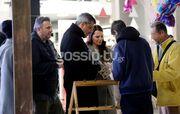 Αντώνης Ρέμος - Υβόννη Μπόσνιακ: Χεράκι χεράκι το ευτυχισμένο ζευγάρι!