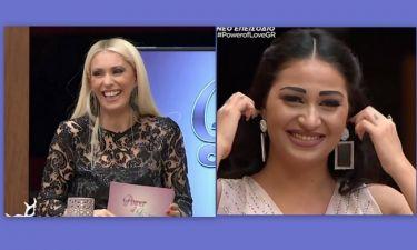 Power Of Love Gala: «Έλιωσε» στο γέλιο η Μπακοδήμου με το νέο «μαργαριτάρι» της Ρένιας!
