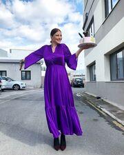 Δεν θα πιστεύετε το μέγεθος και το σχέδιο της τούρτας για τα γενέθλια της Δέσποινας Καμπούρη!