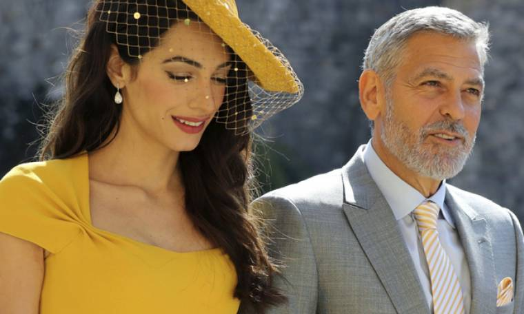 George & Amal Clooney: Το μεγάλο ψέμα στον γάμο τους και το παιδί που περιμένουν