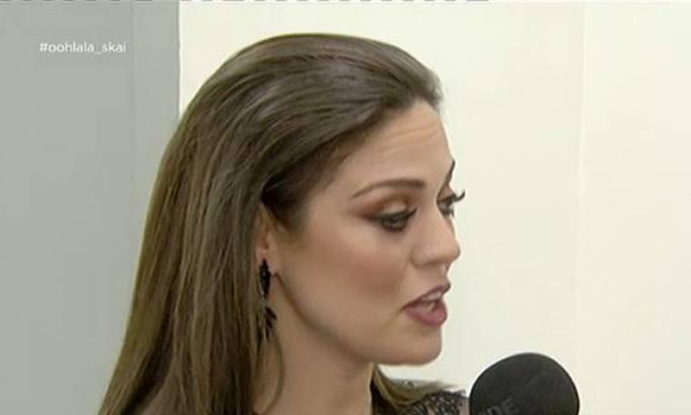 Μπάγια Αντωνοπούλου: Αποκάλυψε τι της είπε ο Γιώργος Παπαδάκης σε μια τυχαία τους συνάντηση!