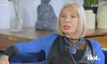 Ρίκα Διαλυνά: «Κανείς δεν έχει πετύχει την πραγματική μου ηλικία. Δεν μου αρέσει που μεγαλώνω»