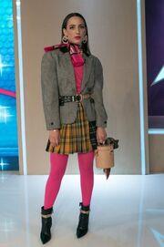 Κι όμως η Θέμις Μπαζάκα βλέπει My Style Rocks - Αυτή είναι η αγαπημένη της παίκτρια!