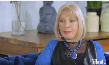 Σοκάρει η Ρίκα Διαλυνά: «Ήταν η βραδιά που τη σφάξανε! Ήταν ανατριχιαστικό…»