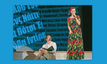 Οδυσσέας Παπασπηλιόπουλος-Μαρίζα Ρίζου: Ειδύλλιο χαμηλών τόνων