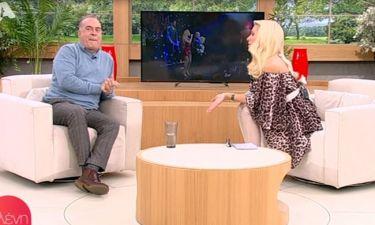 Ελένη: Ο Σεργουλόπουλος αποκάλυψε τα δύο projects που συζητά  για να επιστρέψει στην tv!