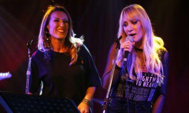 Πηγή Δεβετζή: Τώρα και τραγουδίστρια στο πλευρό της φίλης της Μαρίας Ματσούκα!