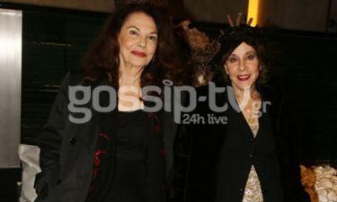 Μπέτυ Λιβανού-Μίνα Αδαμάκη: Δυο κυρίες στα μπουζούκια!