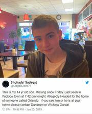 Αγνοείται ο 14χρονος γιος πασίγνωστης τραγουδίστριας – Όλες οι εξελίξεις!