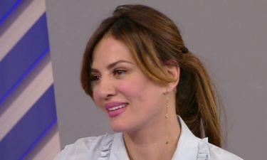 Δήμητρα Ματσούκα: «Θα μπορούσα να κάνω διάλειμμα στη σχέση, τη φοβάμαι τη ρουτίνα»