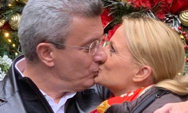 Νίκος Χατζηνικολάου: Η δημόσια ερωτική εξομολόγηση στη σύζυγό του