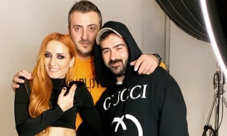 Backstage από τα γυρίσματα του νέου βίντεο κλιπ της Νάιρας Αλεξοπούλου (pics)