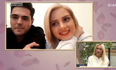 Power of Love: Ο Γιάννης και η Αργυρώ μιλούν για τη ρομαντική επανασύνδεσή τους μετά το παιχνίδι!