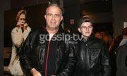 Πασχάλης Τσαρούχας: Με τον γιο του στο θέατρο - Δείτε πόσο μεγάλωσε!