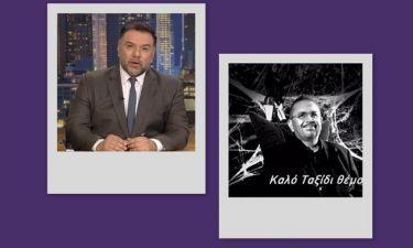 «The 2Night Show»: Έτσι αποχαιρέτησε ο Γρηγόρης Αρναούτογλου τον Θέμο Αναστασιάδη!