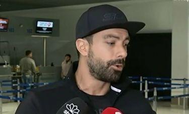 Ο Σάκης Τανιμανίδης απαντά για τον «κολλητό» του, Κυριάκο Πελεκάνο που μπαίνει στο Survivor
