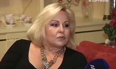 Μπέσσυ Αργυράκη: «Χάλασα την πρόταση γάμου που έγινε στην κόρη μου»