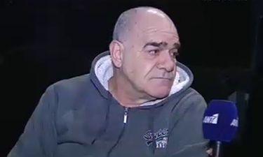 Γιάννης Μποσταντζόγλου: «Έχει υπάρξει πολλές φορές τσακωμός που δεν έχει βγει ποτέ προς τα έξω»