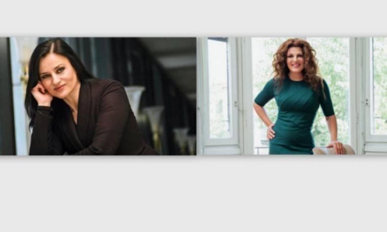 Καρυοφυλλιά Καραμπέτη – Τάνια Τρύπη: Μαζί στην τηλεόραση – Σε ποια σειρά θα συνυπάρξουν;